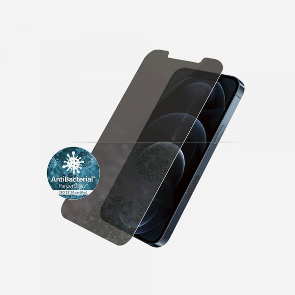 PANZERGLASS Standard Fit for iPhone 12 Pro Max - Privacy 0
