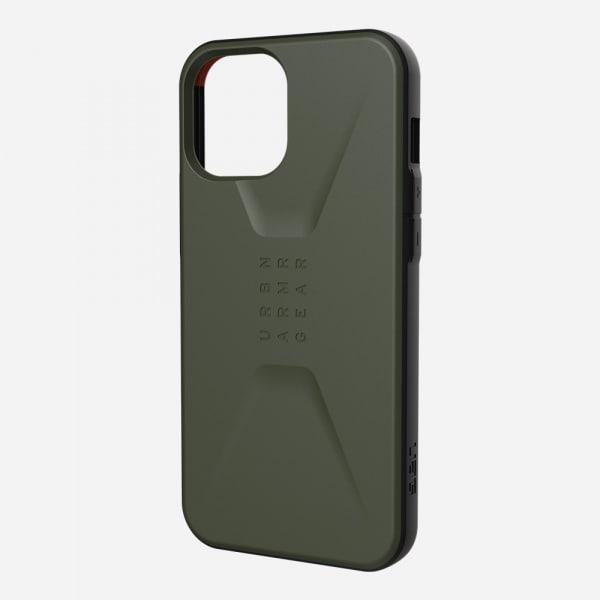 UAG Civilian Case for iPhone 12 Pro Max - Olive 0