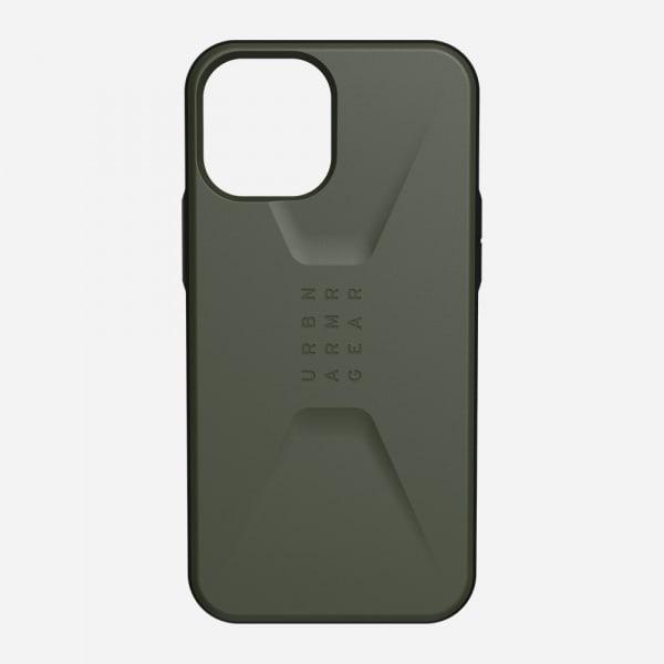 UAG Civilian Case for iPhone 12 Pro Max - Olive 1