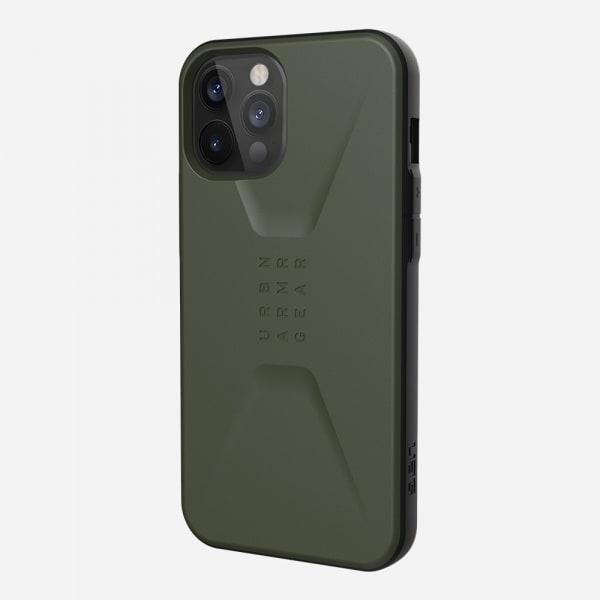 UAG Civilian Case for iPhone 12 Pro Max - Olive 4