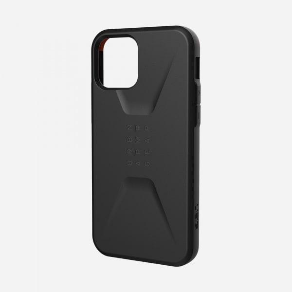 UAG Civilian Case for iPhone 12/12 Pro - Black 0