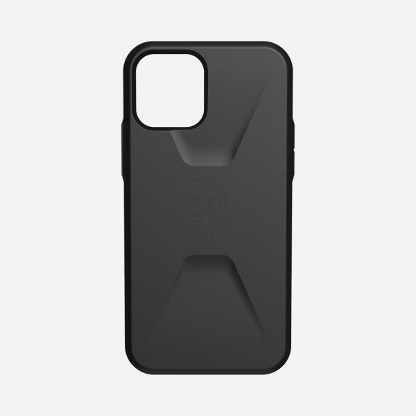 UAG Civilian Case for iPhone 12/12 Pro - Black 2