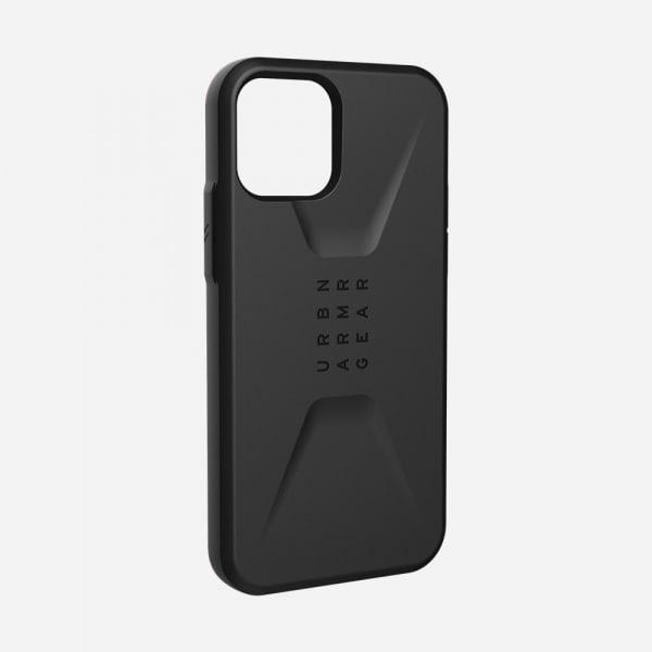 UAG Civilian Case for iPhone 12/12 Pro - Black 5