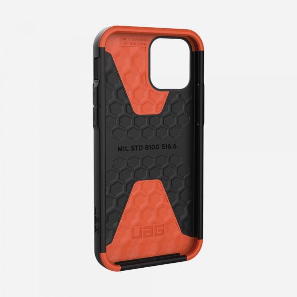 UAG Civilian Case for iPhone 12/12 Pro - Black 1