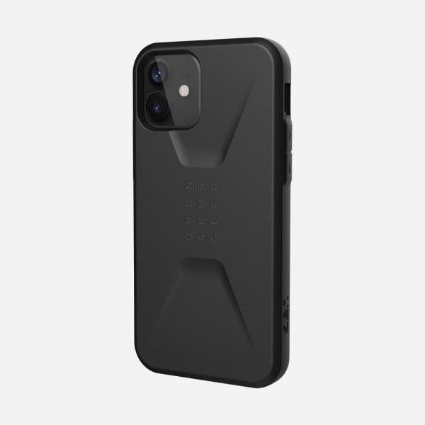 UAG Civilian Case for iPhone 12/12 Pro - Black 7