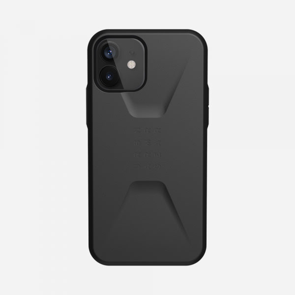UAG Civilian Case for iPhone 12/12 Pro - Black 4