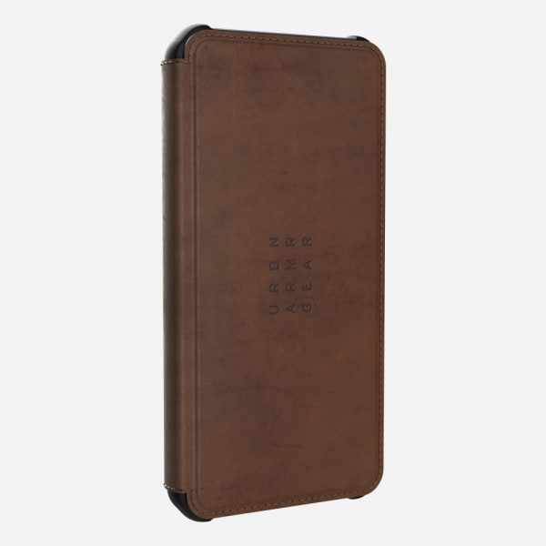 UAG Metropolis Case for iPhone 12 Pro Max - Leather Brown 2