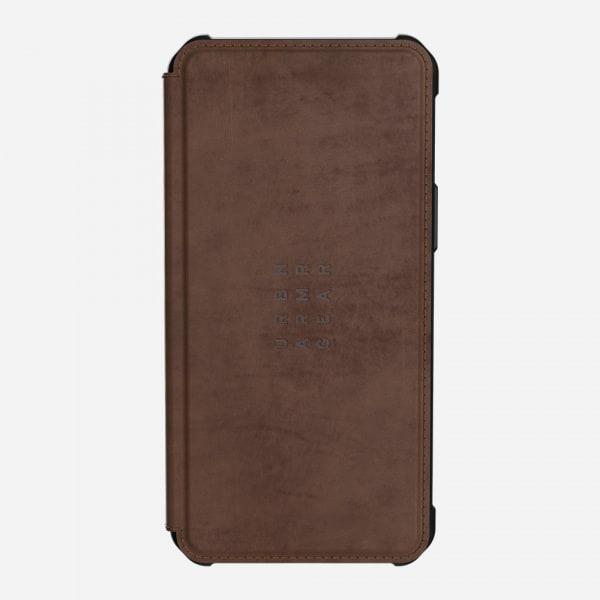 UAG Metropolis Case for iPhone 12 Pro Max - Leather Brown 6