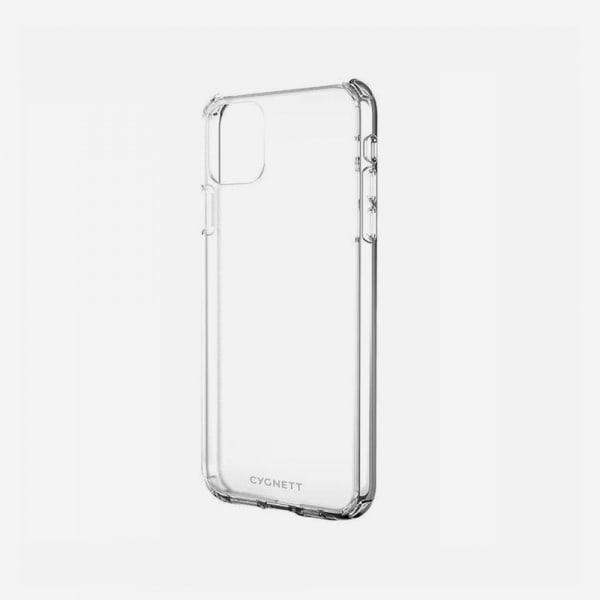 CYGNETT AeroShield Case for iPhone 12 Mini - Crystal 0