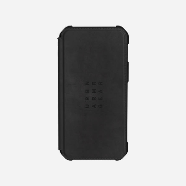 UAG Metropolis Case for iPhone 12 Mini - Leather Black 5