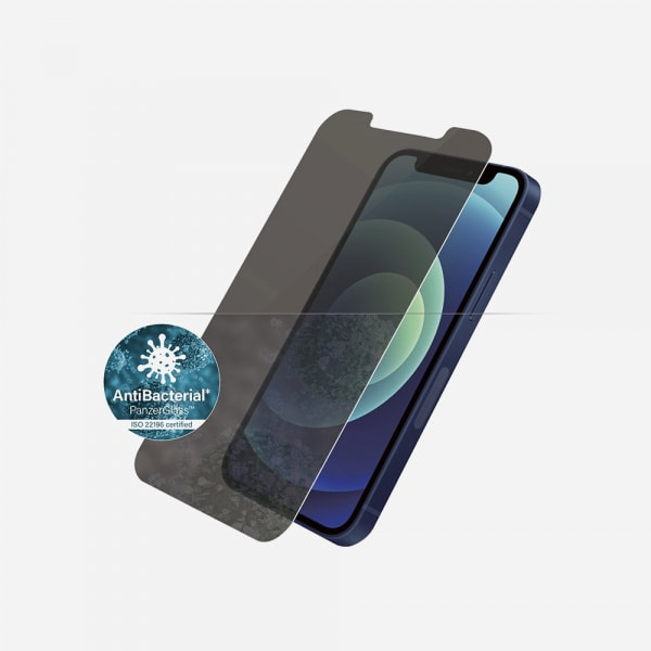 PANZERGLASS Standard Fit for iPhone 12 mini - Privacy 0