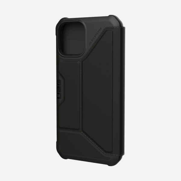 UAG Metropolis Case for iPhone 12/12 Pro - Leather Black 0