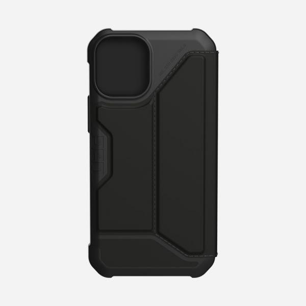 UAG Metropolis Case for iPhone 12/12 Pro - Leather Black 1