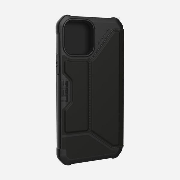 UAG Metropolis Case for iPhone 12/12 Pro - Leather Black 2