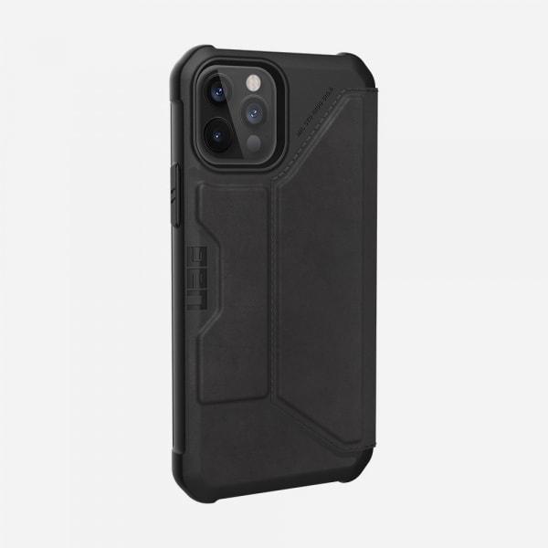 UAG Metropolis Case for iPhone 12/12 Pro - Leather Black 5