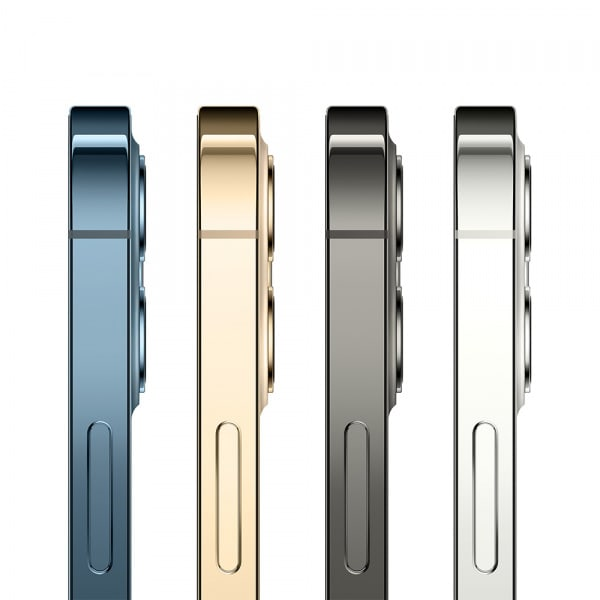 iPhone 12 Pro Max 256GB Silver 2