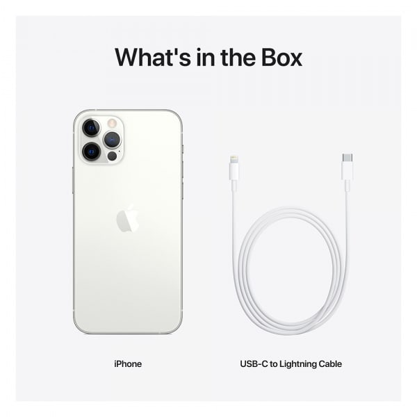 iPhone 12 Pro Max 256GB Silver 4