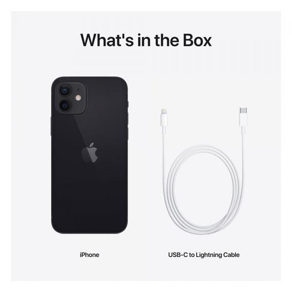 iPhone 12 mini 128GB Black 6
