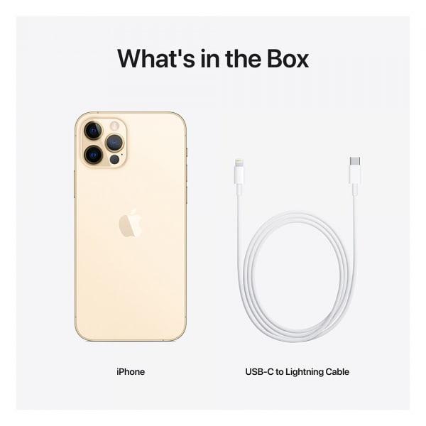iPhone 12 Pro Max 128GB Gold 4