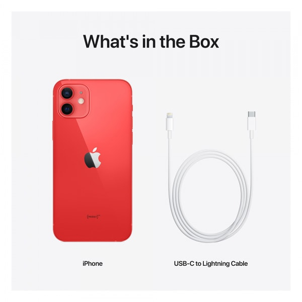 iPhone 12 mini 256GB (PRODUCT)RED 6