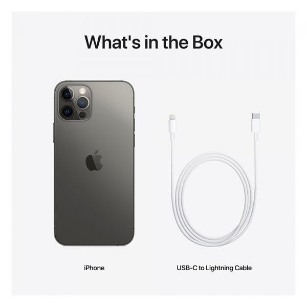 iPhone 12 Pro Max 128GB Graphite 5