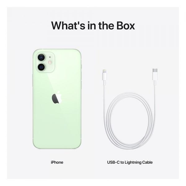 iPhone 12 mini 256GB Green 4