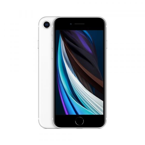 iPhone SE 64GB White 0