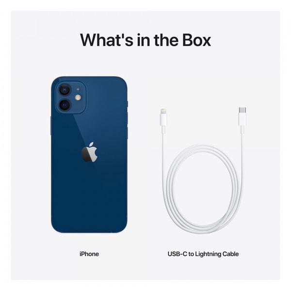 iPhone 12 mini 256GB Blue 6