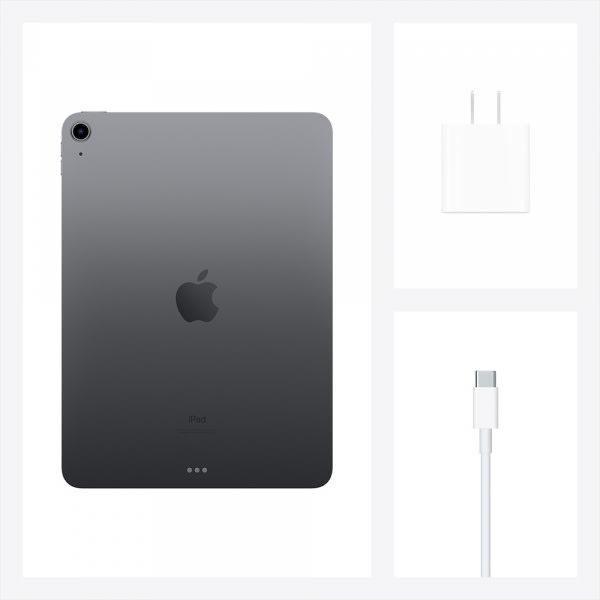 10.9-inch iPad Air Wi-Fi 64GB - Space Gray 6