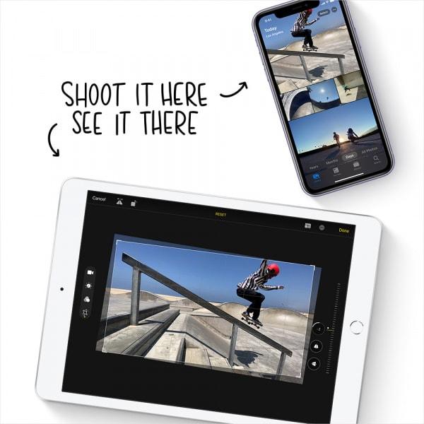 10.2-inch iPad Wi-Fi 32GB - Space Gray 9