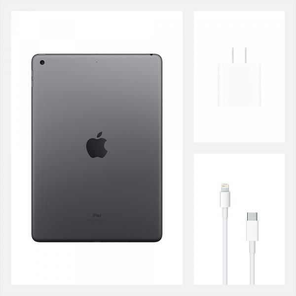 10.2-inch iPad Wi-Fi 32GB - Space Gray 6