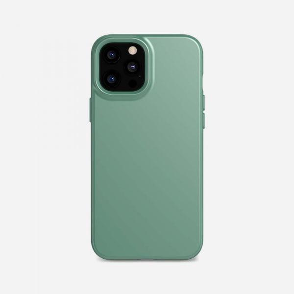 TECH21 EvoSlim for iPhone 12 Pro Max - Midnight Green 0