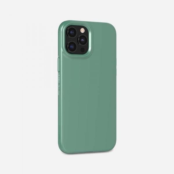 TECH21 EvoSlim for iPhone 12 Pro Max - Midnight Green 4