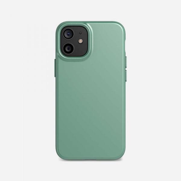 TECH21 EvoSlim for iPhone 12 Mini - Midnight Green 0