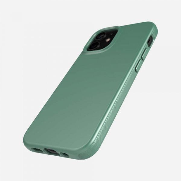 TECH21 EvoSlim for iPhone 12 Mini - Midnight Green 2