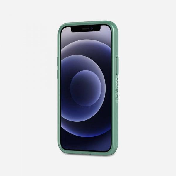 TECH21 EvoSlim for iPhone 12 Mini - Midnight Green 6