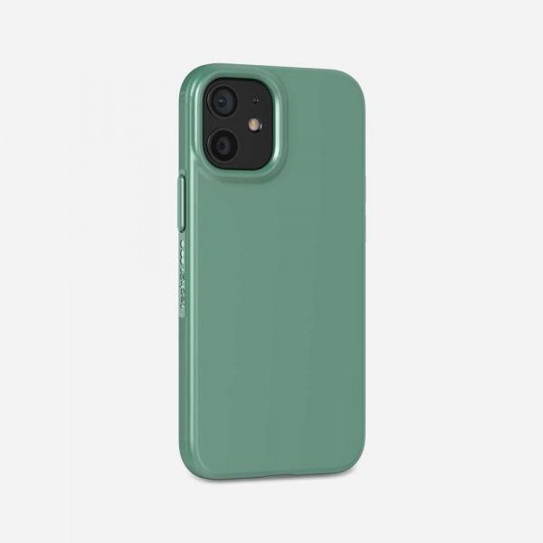 TECH21 EvoSlim for iPhone 12 Mini - Midnight Green 4