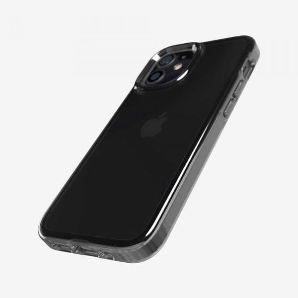 TECH21 EvoTint for iPhone 12 Mini - Carbon 5