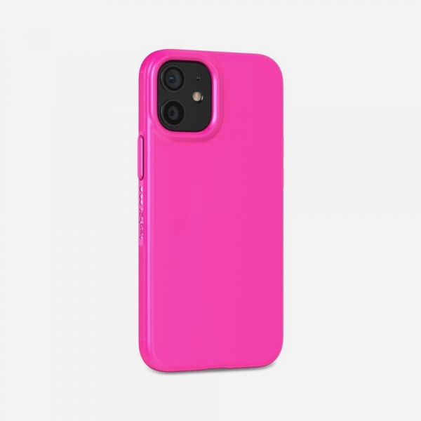 TECH21 EvoSlim for iPhone 12 Mini - Mystical Fuchsia 4