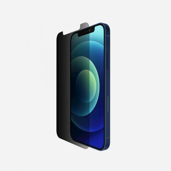 BELKIN Screenforce Tempered Glass for iPhone 12 / 12 Pro - Privacy 1