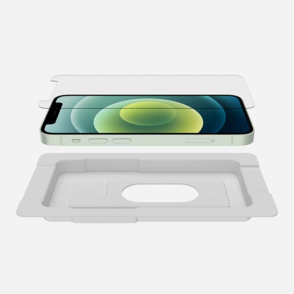 BELKIN Screenforce Tempered Glass for iPhone 12 mini - Clear 2
