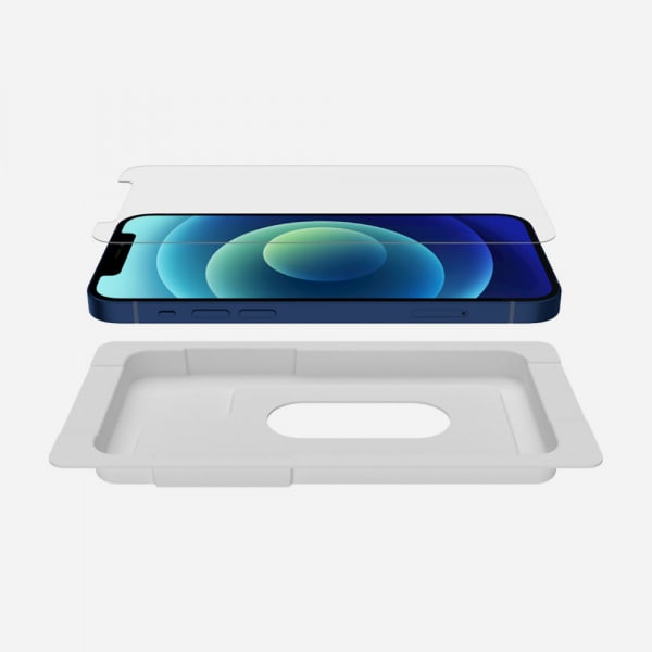 BELKIN Screenforce Tempered Glass for iPhone 12 / 12 Pro - Clear 5