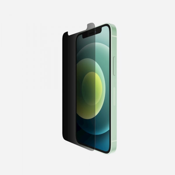 BELKIN Screenforce Tempered Glass for iPhone 12 mini - Privacy 0