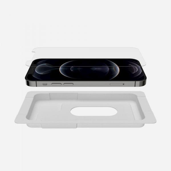 BELKIN Screenforce Ultraglass for iPhone 12 / 12 Pro - Clear 9