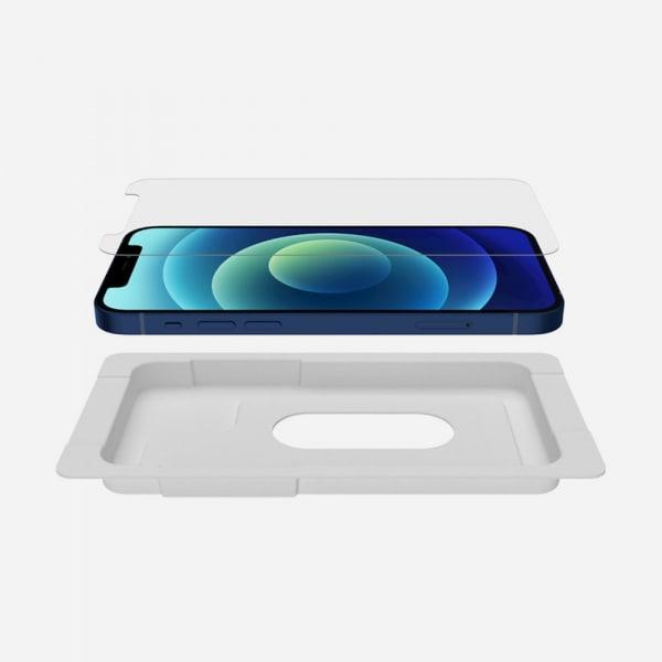 BELKIN Screenforce Ultraglass for iPhone 12 / 12 Pro - Clear 7