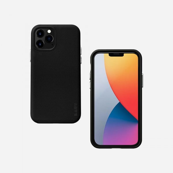 LAUT Shield for iPhone 12 Mini - Black 0