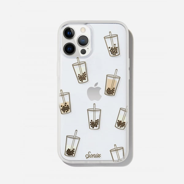 SONIX Clear Coat Case for iPhone 12 Pro Max - Boba 0