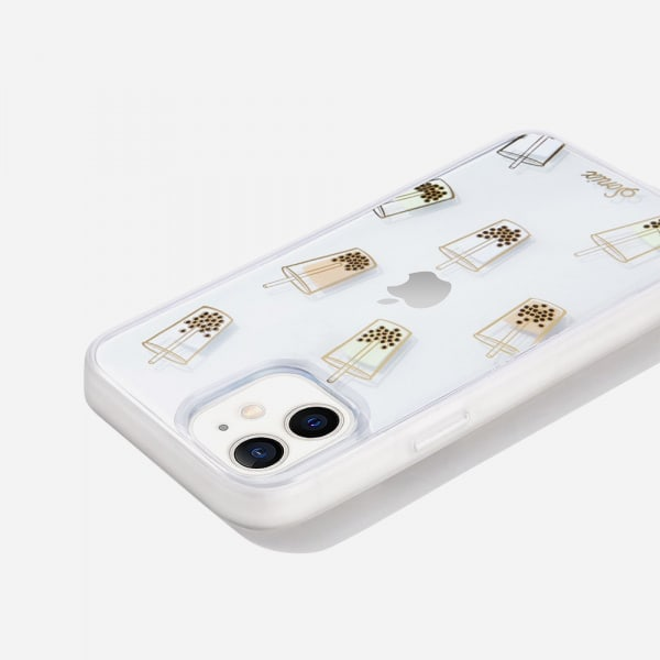 SONIX Clear Coat Case for iPhone 12/12 Pro - Boba 2