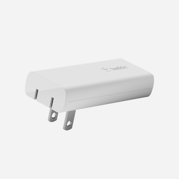 BELKIN BoostUp Charge Pro 20W USB-C GaN Wall Charger - White 3