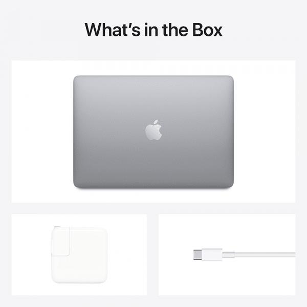 13-inch MacBook Air: Apple M1 chip with 8-core CPU and 7-core GPU 256GB - Space Grey 5